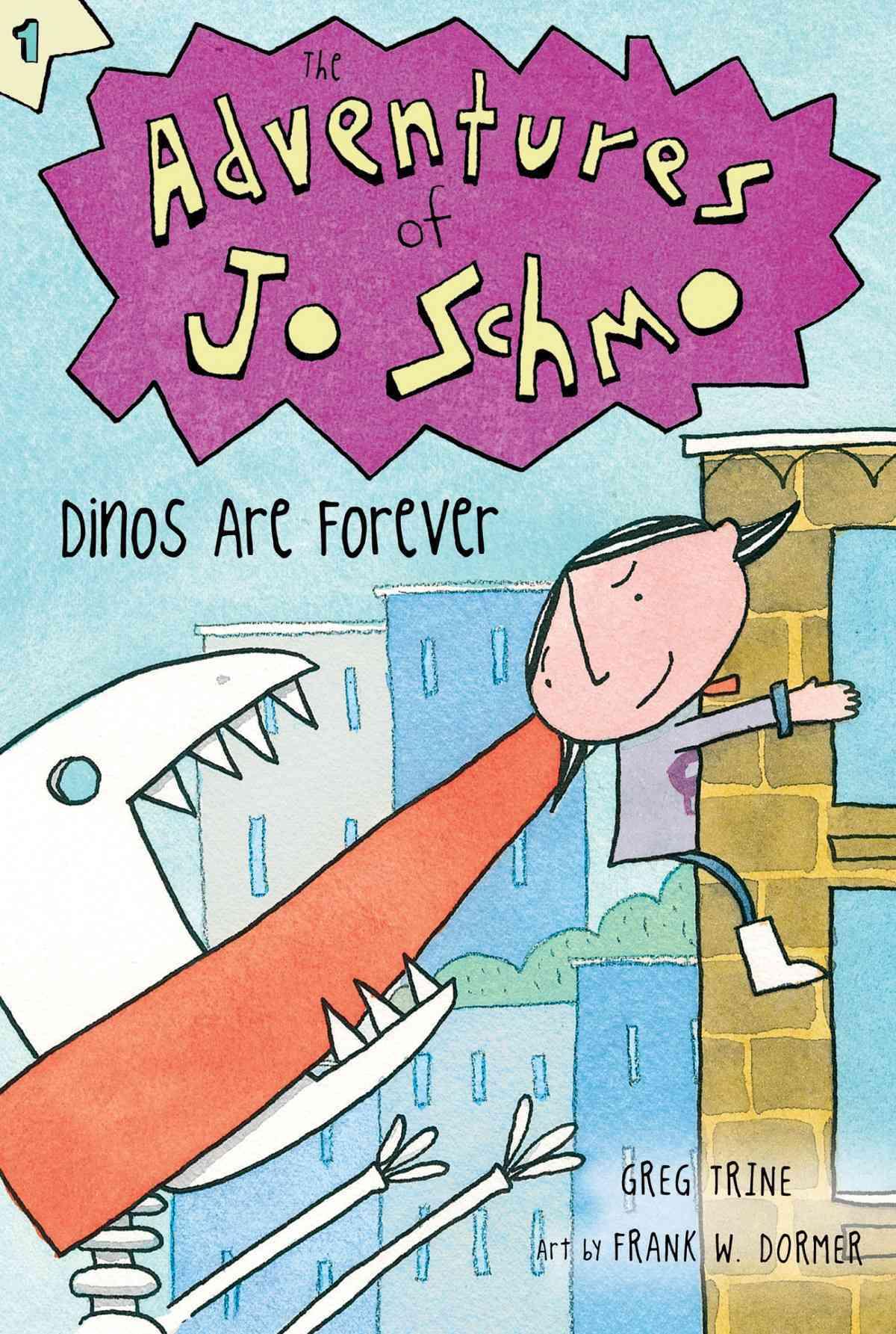 Dinos Are Forever By Trine, Greg/ Dormer, Frank W. (ILT)
